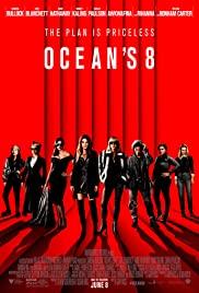Ocean's Eight 2018 poster