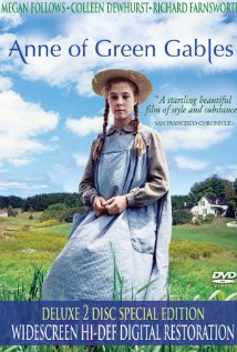 Anne of Green Gables (1985) cover