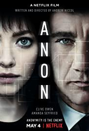 Anon (2018) cover