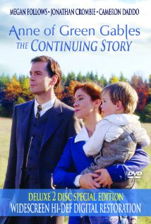 Anne of Green Gables: The Continuing Story 2000 poster