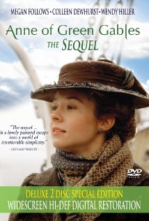 Anne of Green Gables: The Sequel (1987) cover