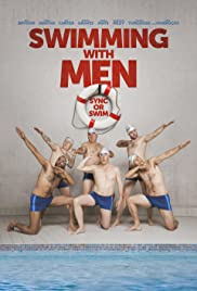 Swimming with Men 2018 poster