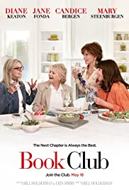 Book Club (2018) cover
