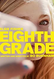 Eighth Grade (2018) cover