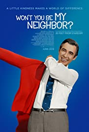 Won't You Be My Neighbor? (2018) cover