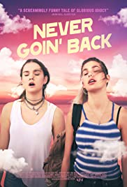 Never Goin' Back (2018) cover