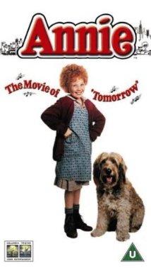 Annie (1982) cover