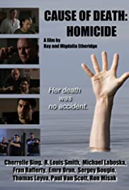 Cause of Death: Homicide 2018 poster