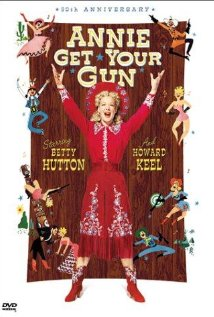 Annie Get Your Gun (1950) cover
