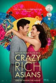 Crazy Rich Asians (2018) cover