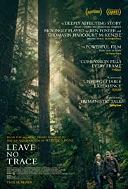 Leave No Trace (2018) cover