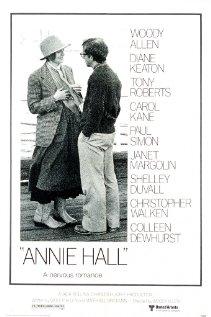 Annie Hall 1977 poster