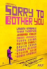 Sorry to Bother You (2018) cover