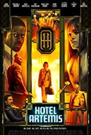 Hotel Artemis (2018) cover