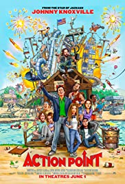Action Point (2018) cover