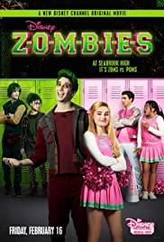 Z-O-M-B-I-E-S 2018 poster