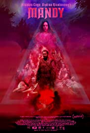 Mandy (2018) cover