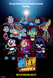 Teen Titans Go! To the Movies (2018) cover
