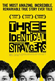 Three Identical Strangers (2018) cover