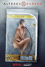 Altered Carbon (2018) cover