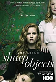 Sharp Objects (2018) cover