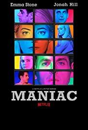 Maniac (2018) cover