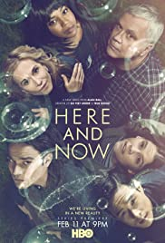 Here and Now (2018) cover