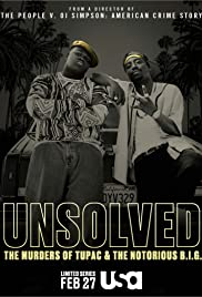 Unsolved (2018) cover