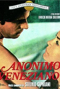 Anonimo veneziano 1970 poster