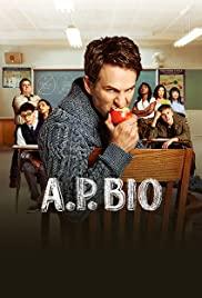 A.P. Bio (2018) cover