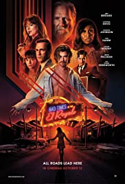 Bad Times at the El Royale 2018 poster
