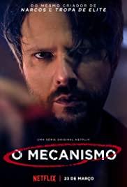 O Mecanismo (2018) cover