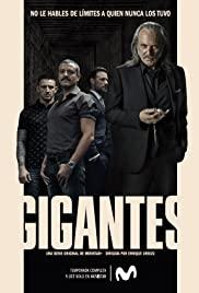 Gigantes (2018) cover