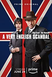 A Very English Scandal (2018) cover