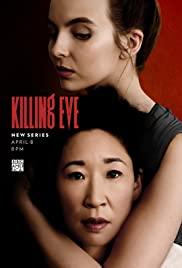 Killing Eve (2018) cover