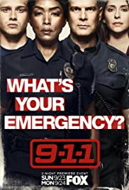 9-1-1 (2018) cover