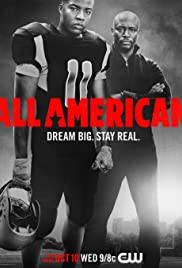 All American (2018) cover