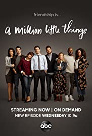 A Million Little Things 2018 poster