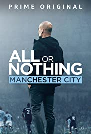 All or Nothing: Manchester City (2018) cover