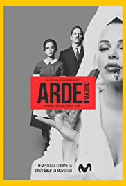 Arde Madrid (2018) cover