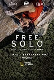 Free Solo (2018) cover