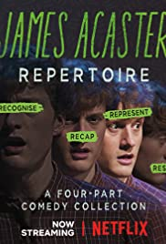James Acaster: Repertoire (2018) cover