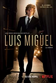 Luis Miguel: La Serie (2018) cover