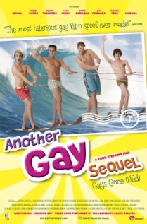 Another Gay Sequel: Gays Gone Wild! (2008) cover