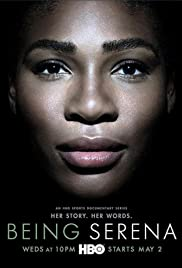 Being Serena (2018) cover