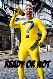 Ready or Not 2018 poster
