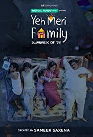 Yeh Meri Family 2018 poster