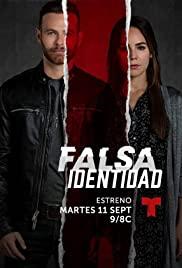 Falsa Identidad (2018) cover