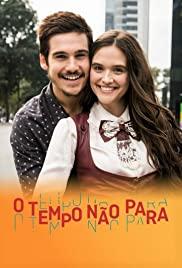 O Tempo Não Para (2018) cover