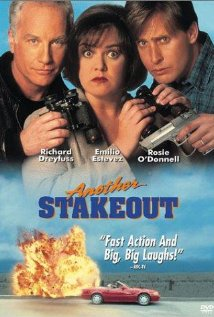 Another Stakeout (1993) cover